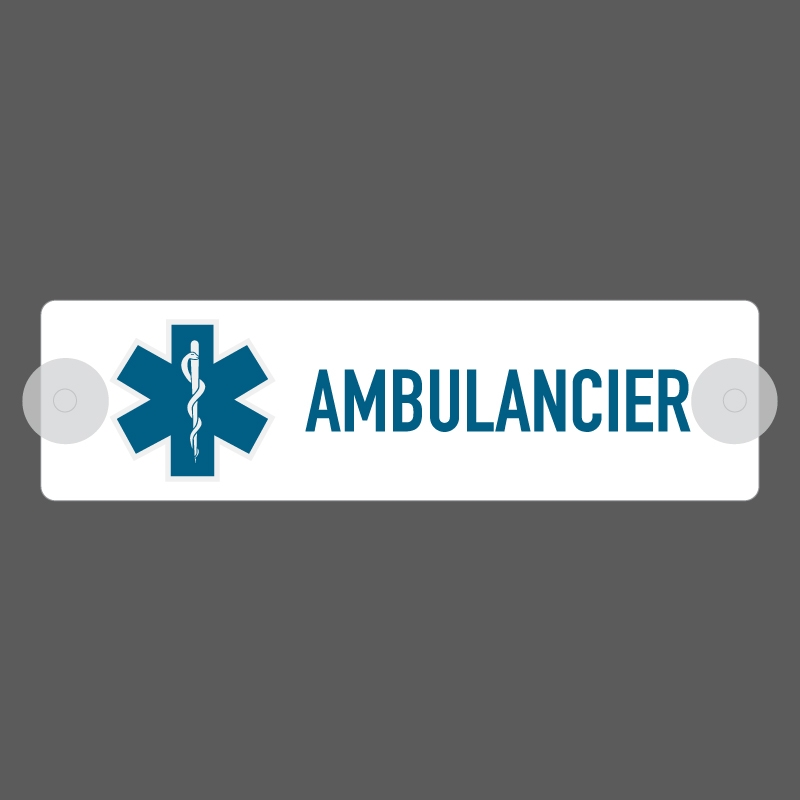 Autobord ambulancier smal