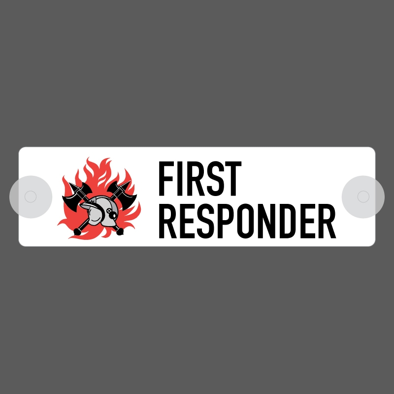 Autobord First Responder smal